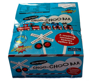 Choo Choo Bar Box
