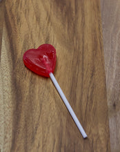 Load image into Gallery viewer, Lollipops - Mini Hearts Lollypops 200 pops