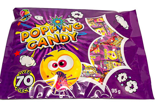 Popping Candy Packet