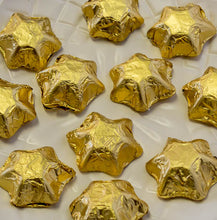 Load image into Gallery viewer, Stars - Chocolate Foil Stars - Gold 5kg