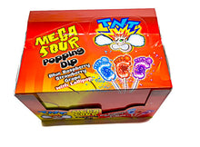 Load image into Gallery viewer, TNT Mega Sour Popping Dip 24 x 54g