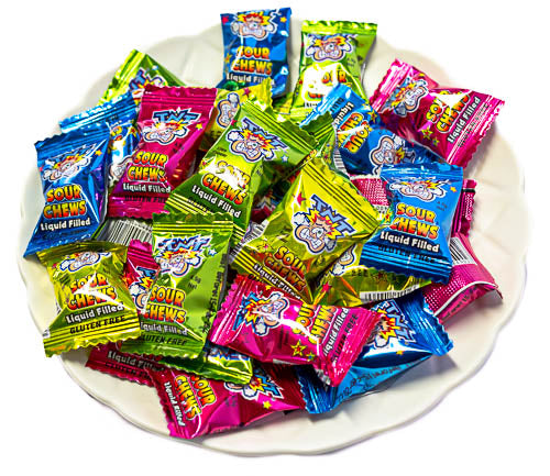 TNT Sour Chews