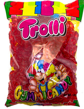 Load image into Gallery viewer, Red Gummi Lips - Trolli 2kg