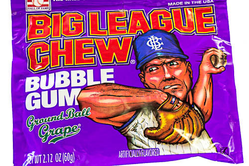 Big League Chews - Grape