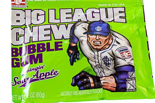 Big League Chews - Sour Apple