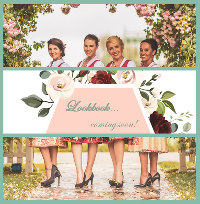 Dirndl Lookbook 2019 - Teil 2