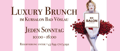 Fashion Luxury Brunch mit Dirndlmodenschau