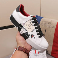 Load image into Gallery viewer, Luxury Couple Men Shoes Women's Shoes Graffiti Sports Shoes