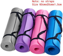 Load image into Gallery viewer, Thick and Durable Yoga Mat Anti-skid Sports Fitness Mat