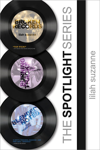 Spotlight series by Lilah Suzanne