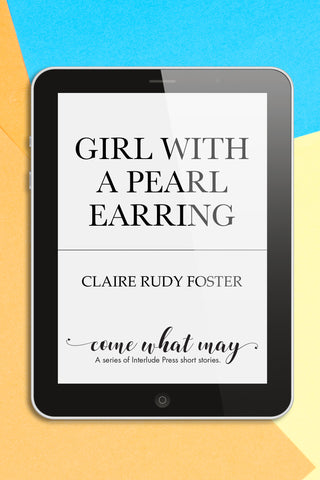 """Girl with a Pearl Earring"" by Claire Rudy Foster"