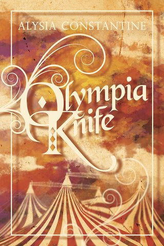 Olympia Knife by Alysia Constantine