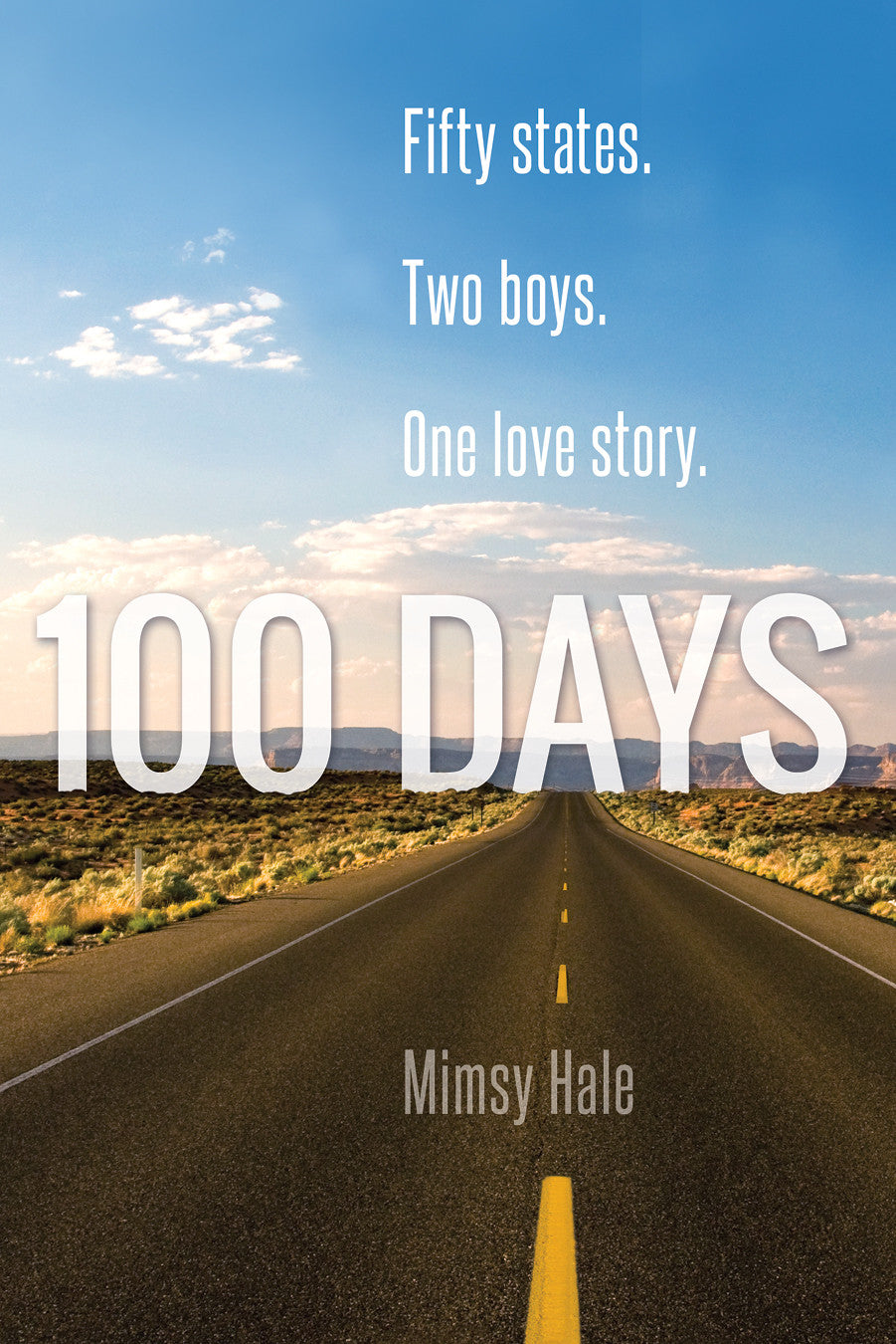 100 Days by Mimsy Hale (ebook package)