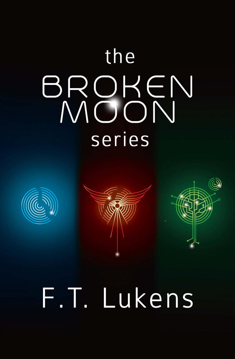 Broken Moon Series Boxed Set by F.T. Lukens