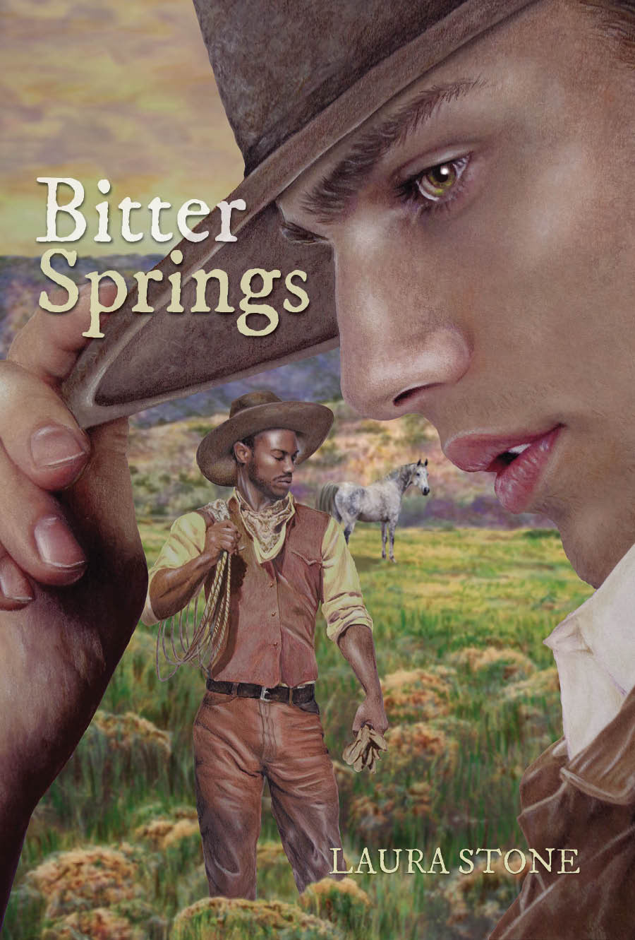 Bitter Springs by Laura Stone (print edition)