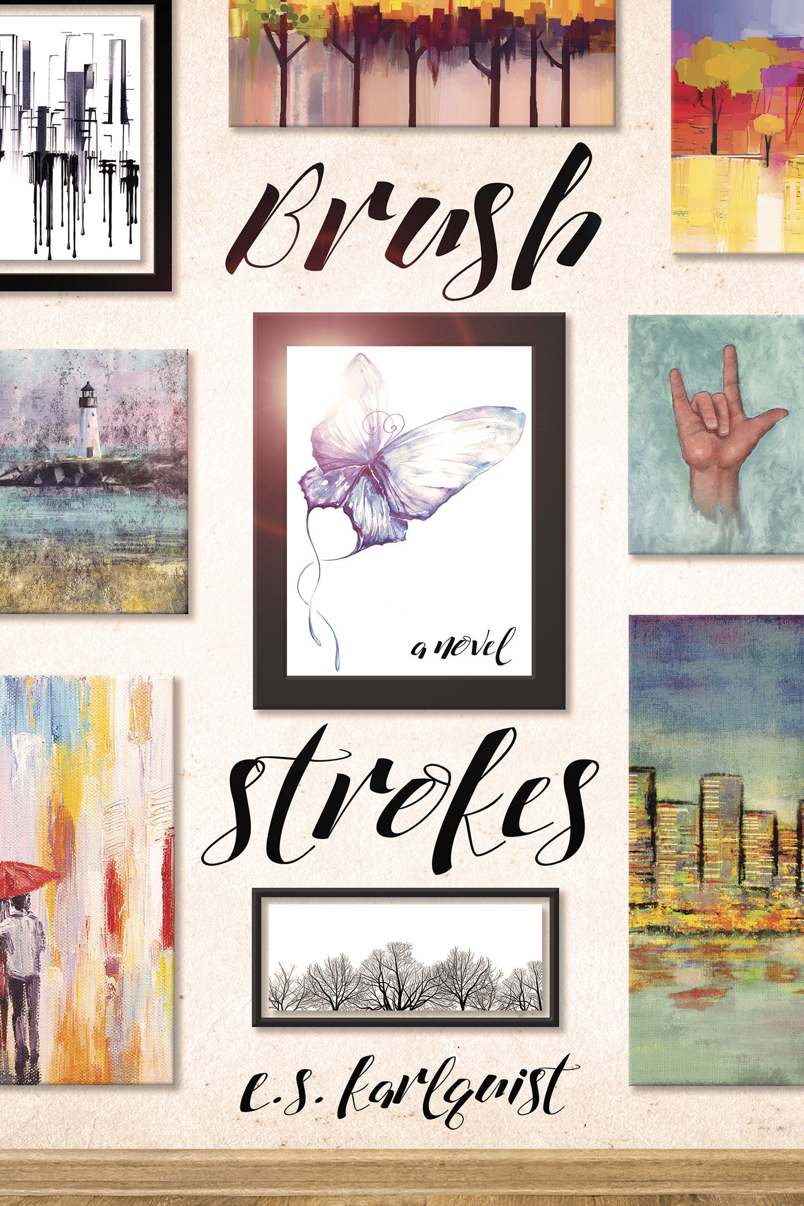Brush Strokes (eBook package)
