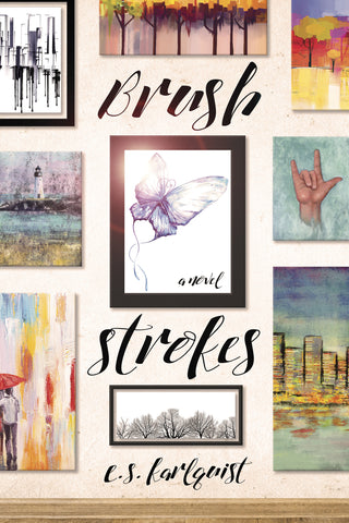Brush Strokes (print edition)