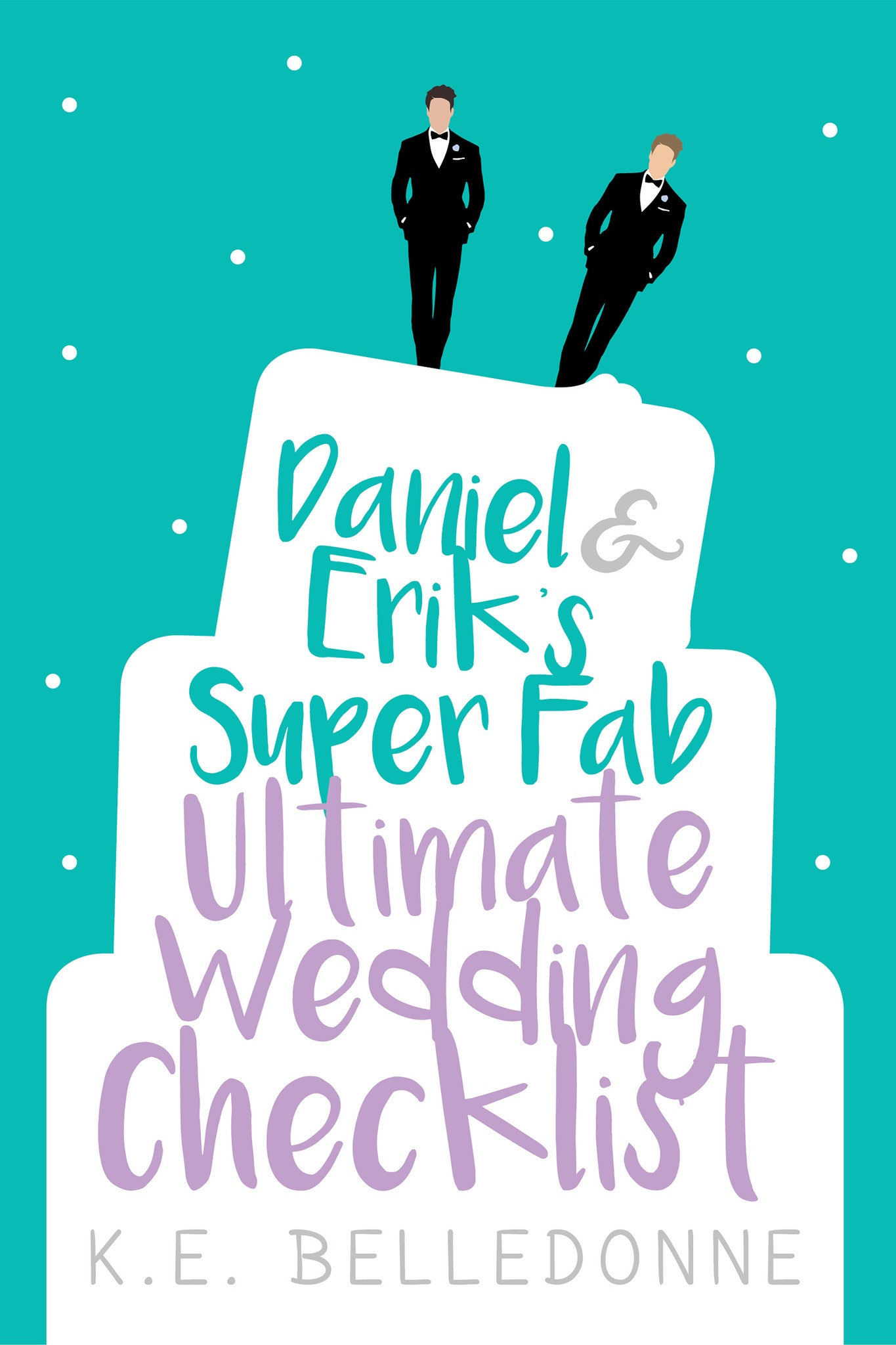 Daniel & Erik's Super Fab Ultimate Wedding Checklist (print edition)