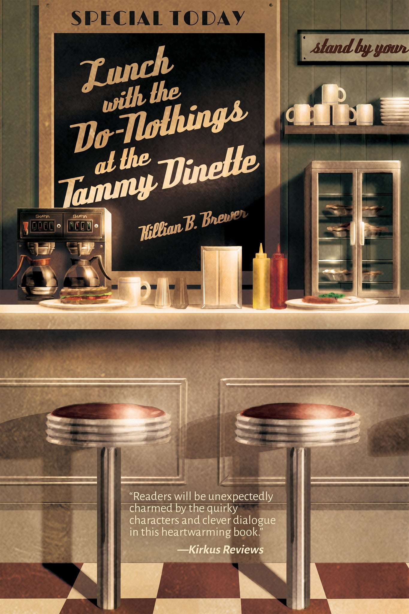 Lunch with the Do-Nothings at the Tammy Dinette (eBook package)
