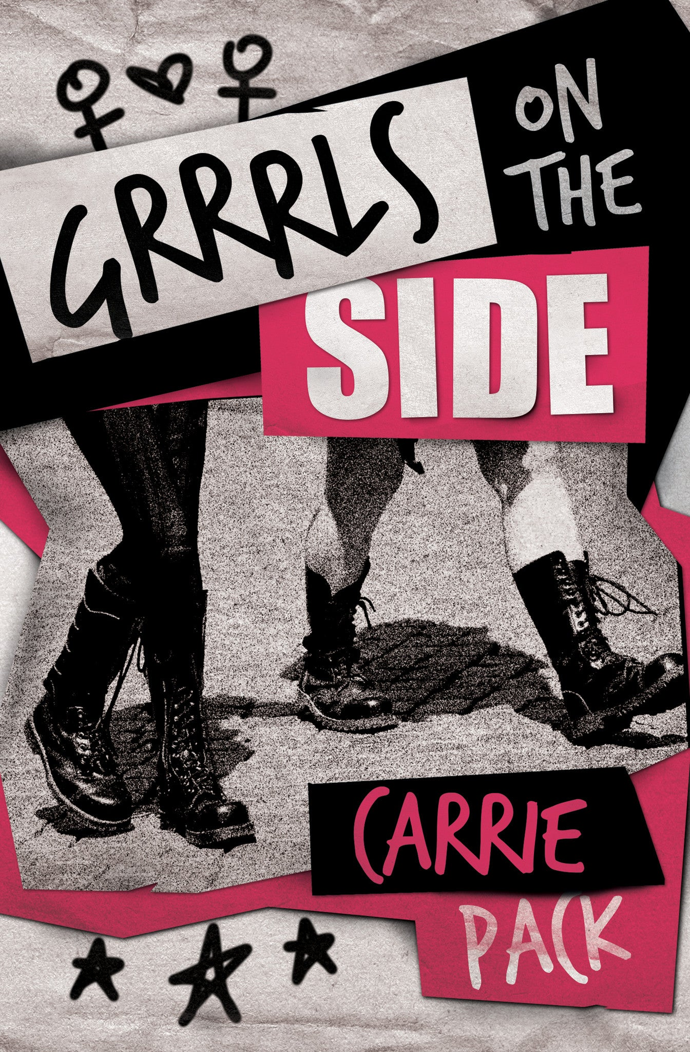 Grrrls on the Side (eBook package)