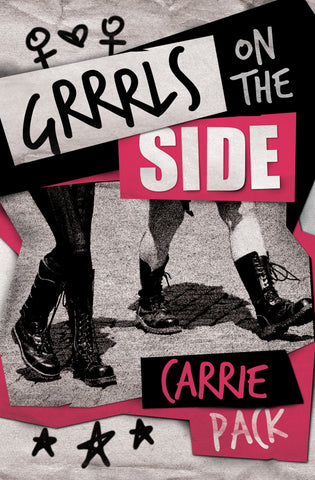 Grrrls on the Side (print edition)