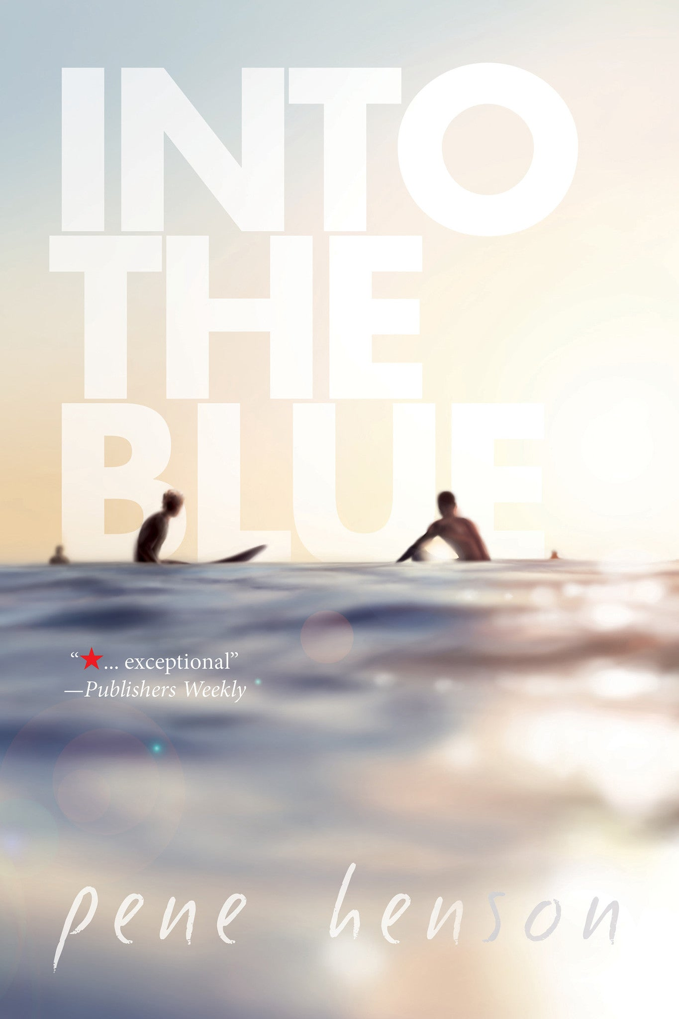 Into the Blue (print edition)
