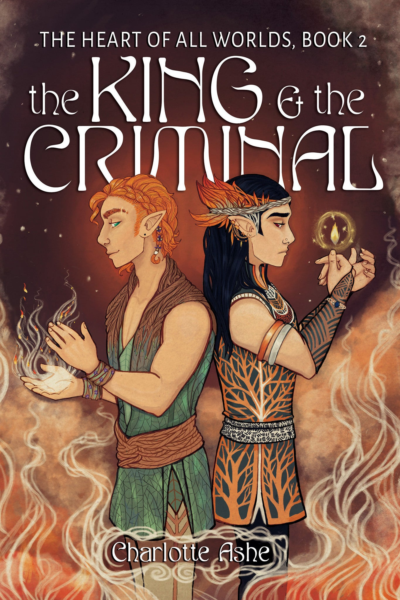 The King and the Criminal (print edition)
