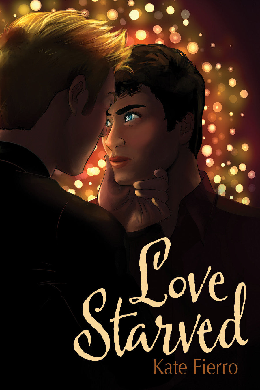 Love Starved cover