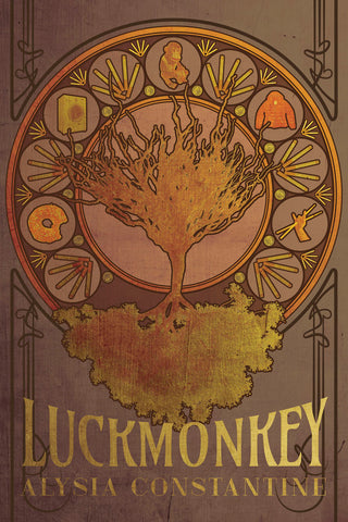 Luckmonkey (print edition)