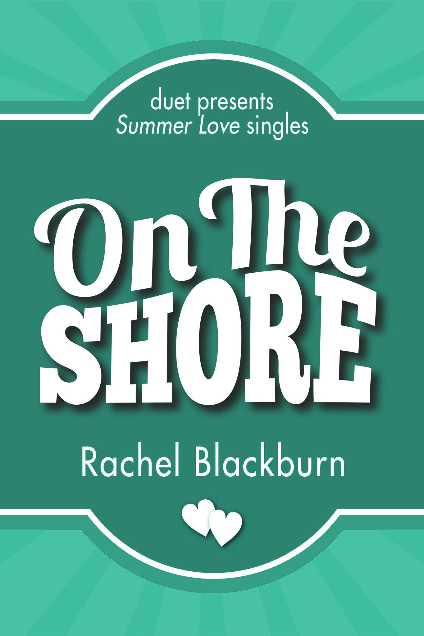 On the Shore by Rachel Blackburn