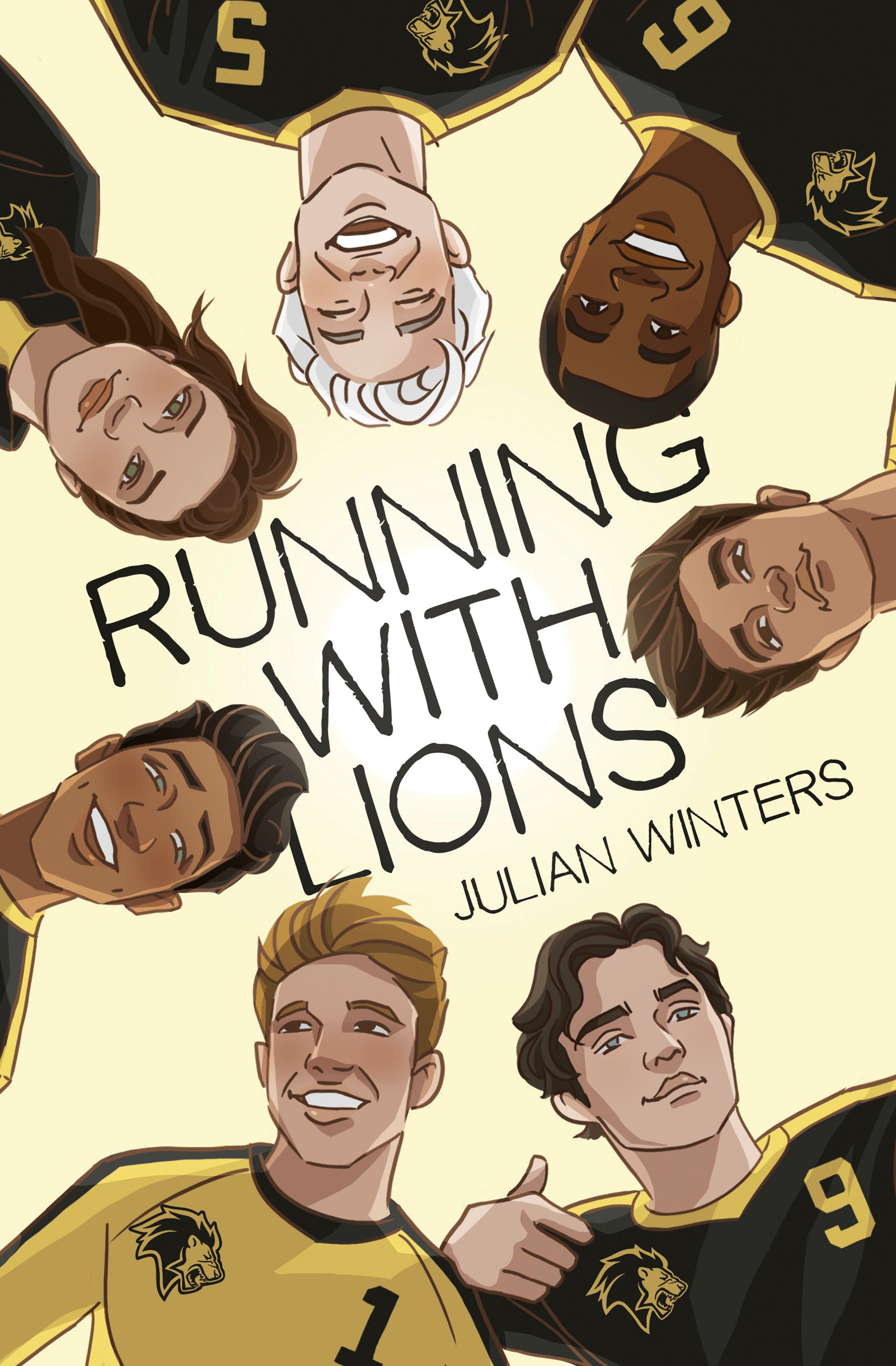 Running with Lions (print edition)