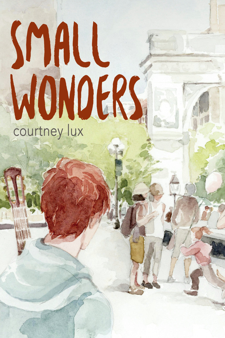 Small Wonders by Courtney Lux (printed book)