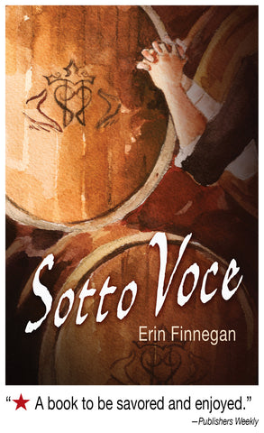 Sotto Voce by Erin Finnegan (printed book)