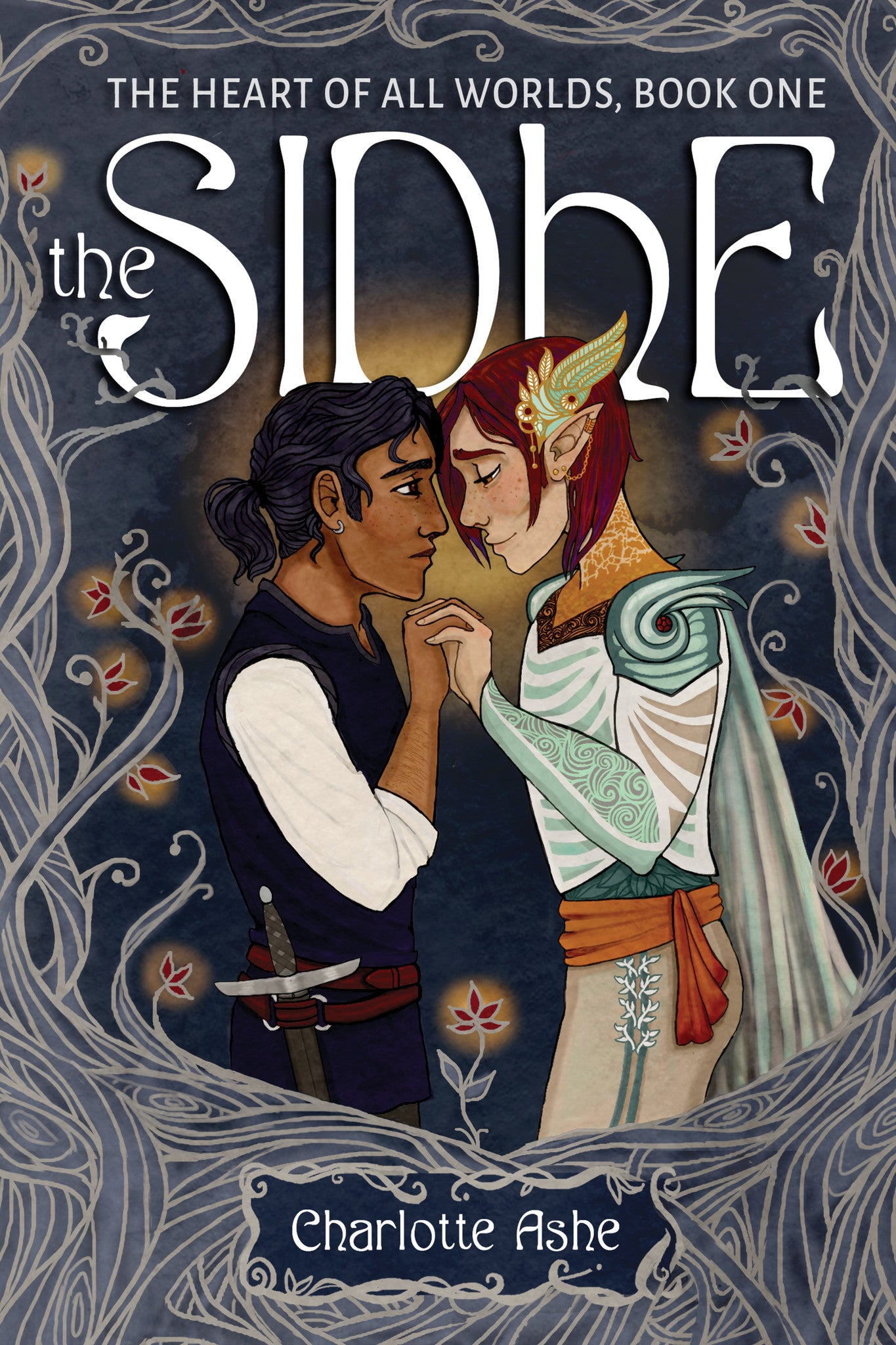 The Sidhe by Charlotte Ashe (print edition)
