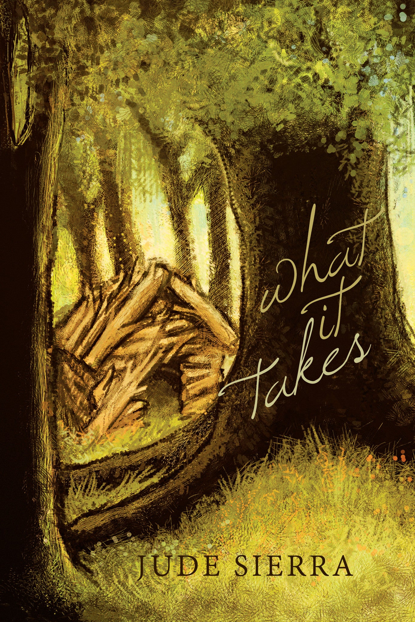 What It Takes by Jude Sierra (print edition)
