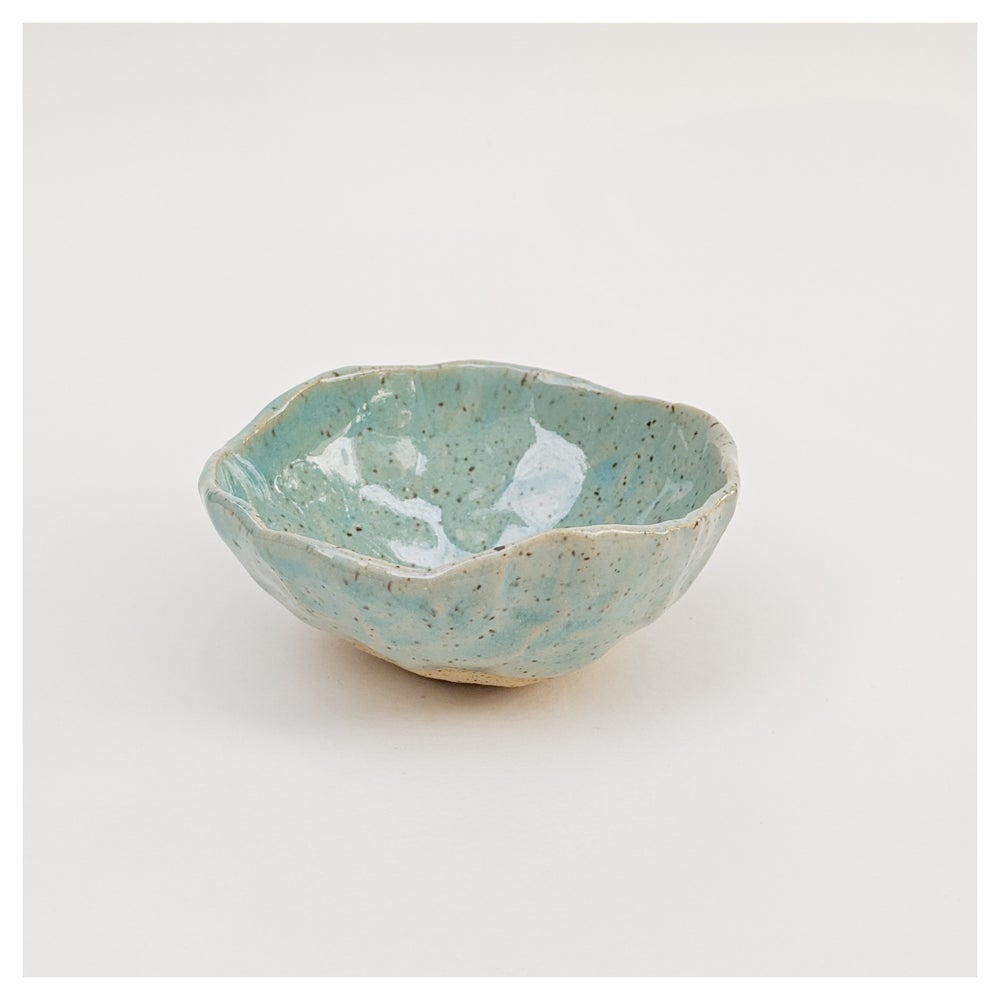 Itty Bitty Bowl - Light Blue