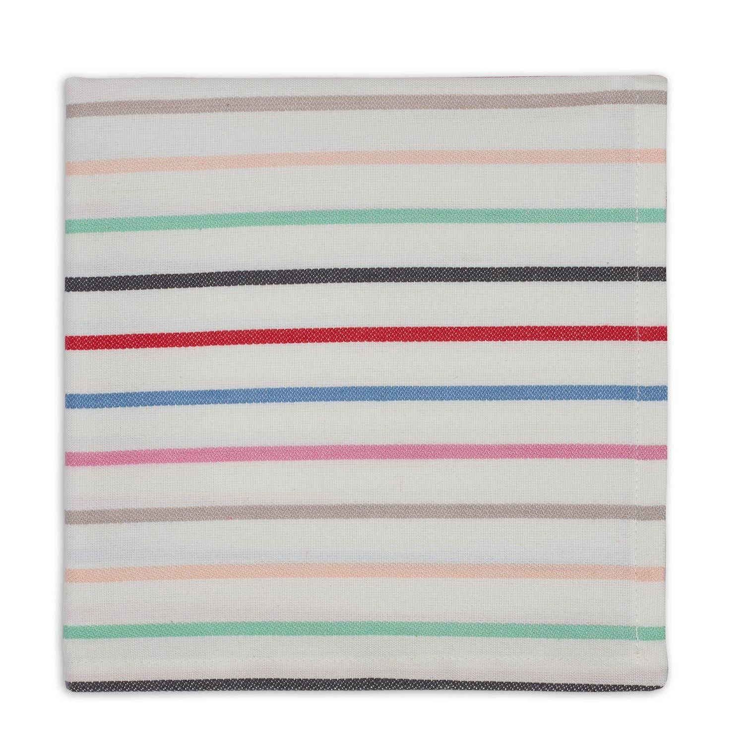Striped Cloth Napkins