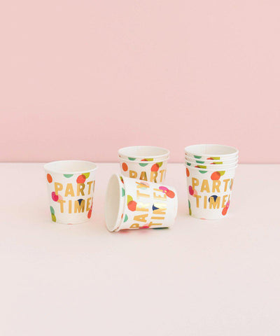 Party Time Mini Cups