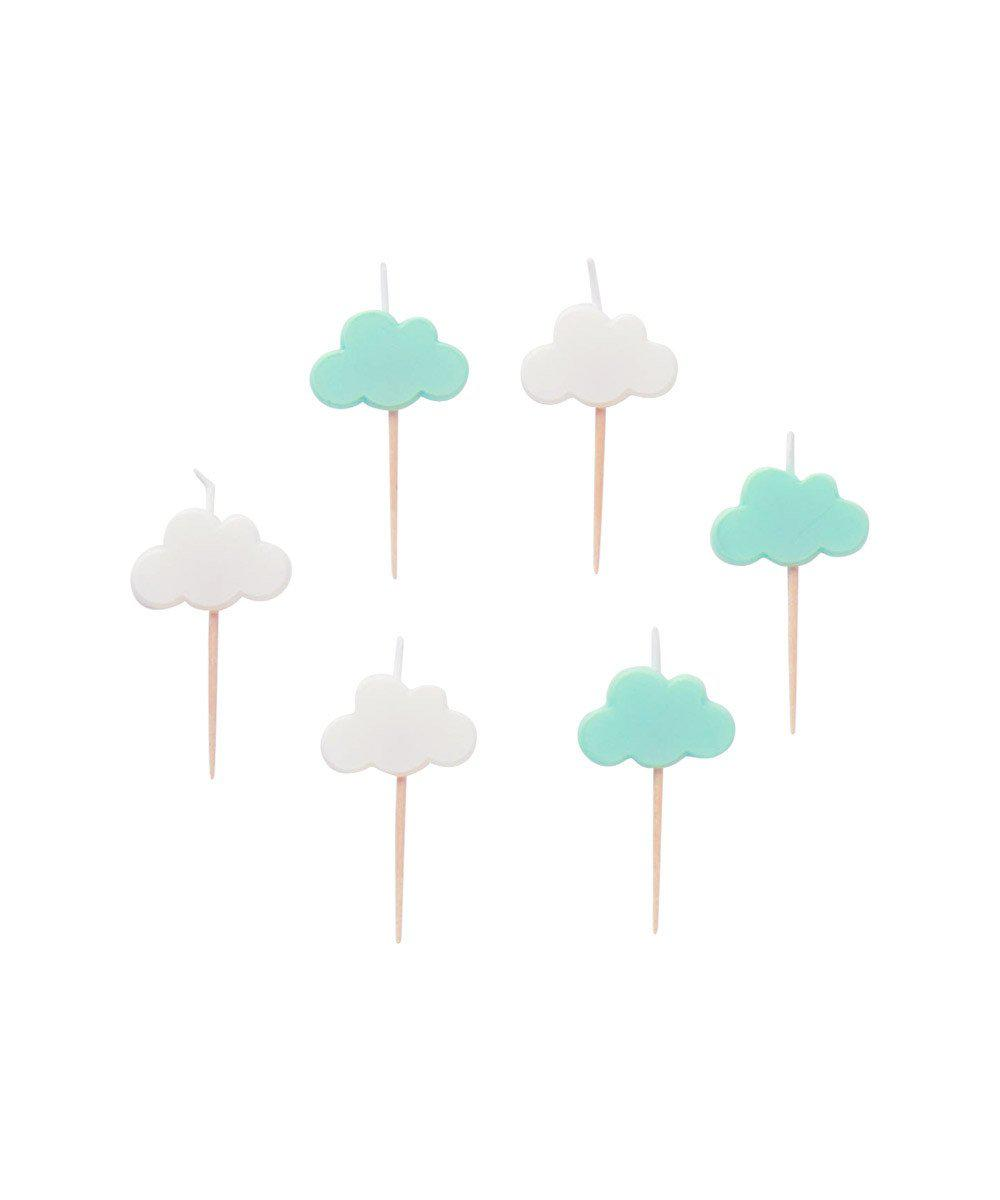 Clouds Party Candles