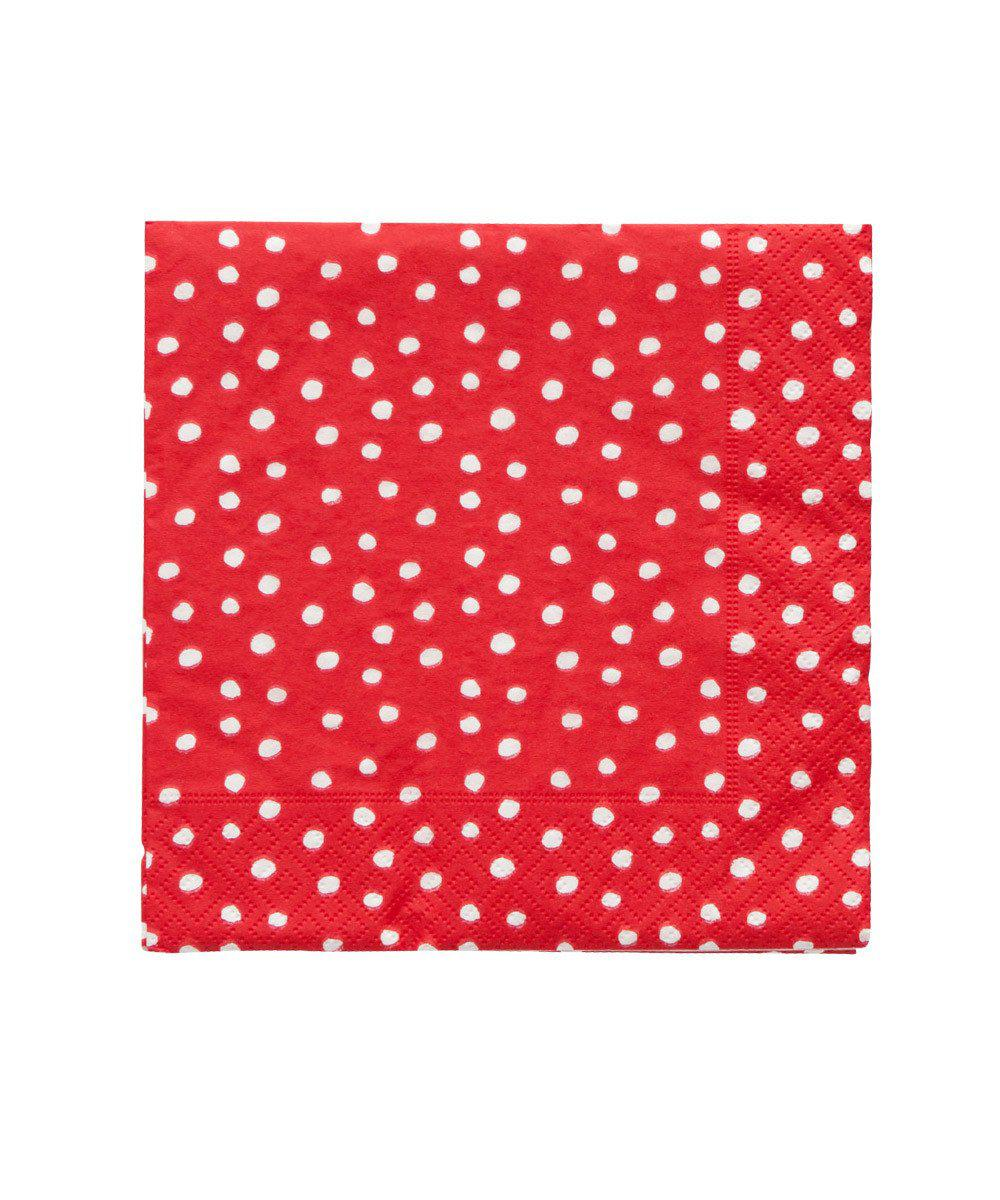 Small Dots Napkin (Large)