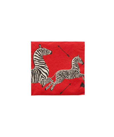 Zebra Napkins (Small)