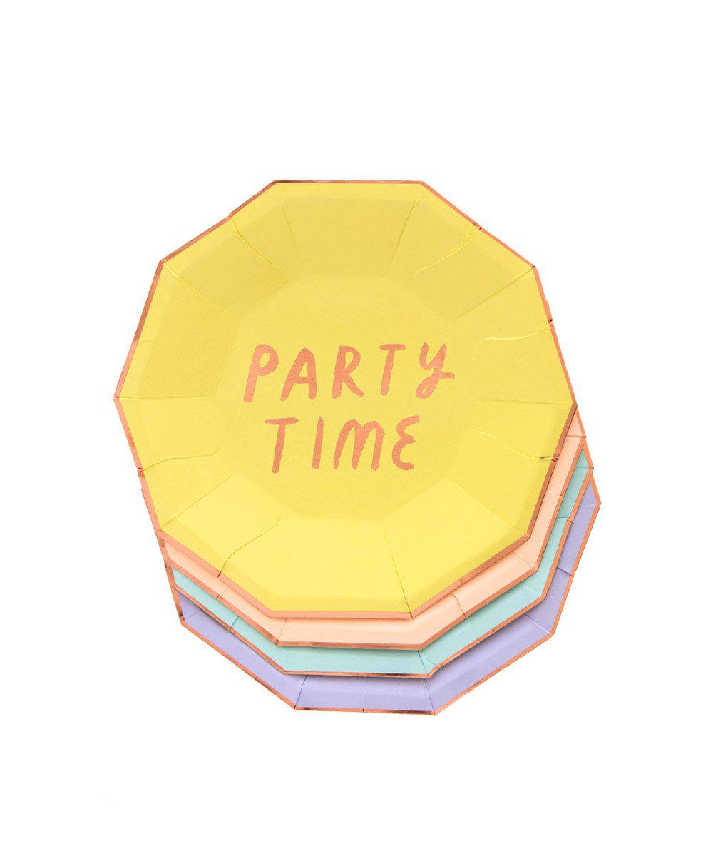 Fun Party Plates (Small)