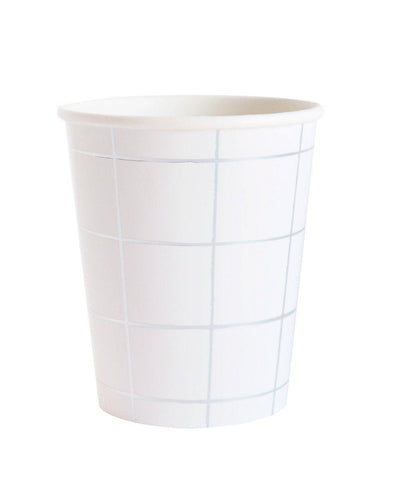 Grid Party Cups
