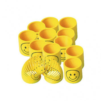 Favors Smiley Slinky