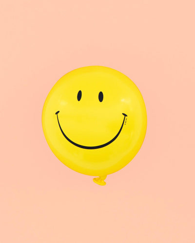 "5"" Smiley Face Balloons"