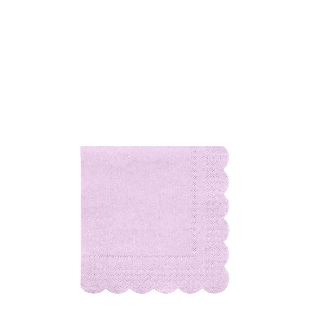 Scallop Napkins, Small