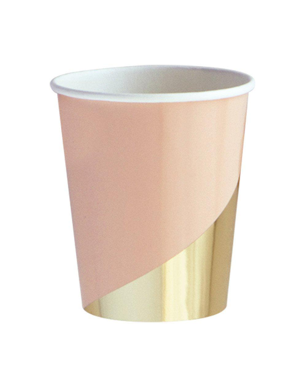 Color Block Party Cups