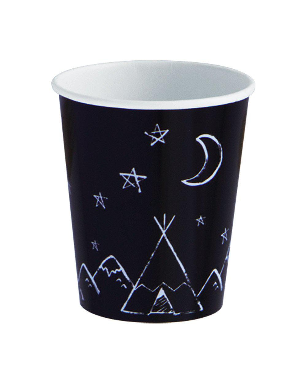 Starry Night Party Cups