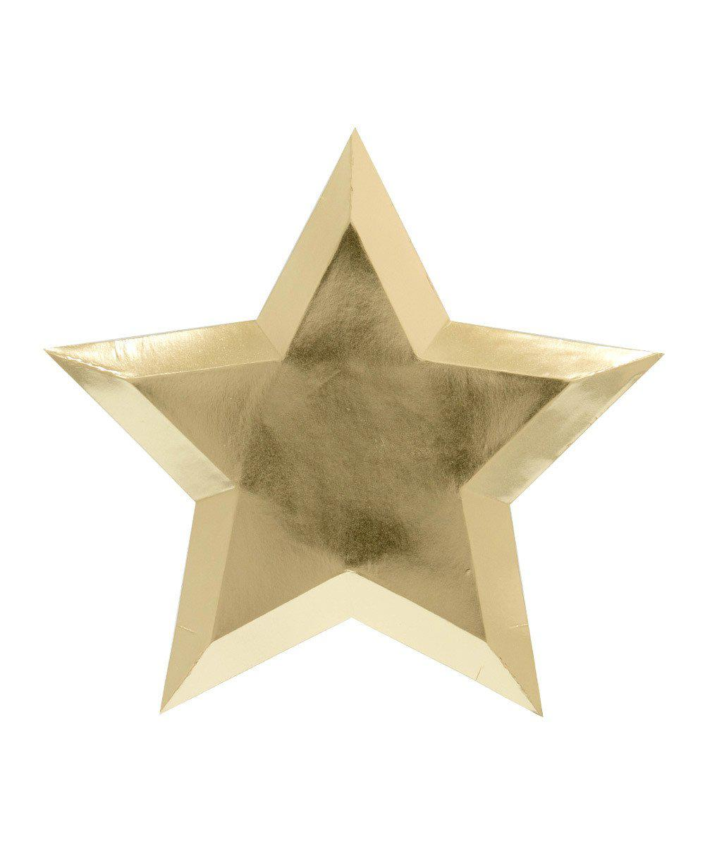Star Plates (Gold)