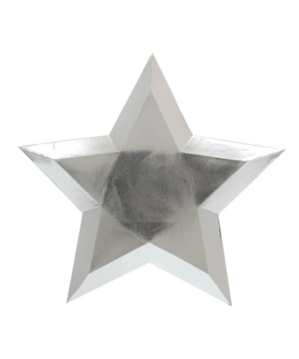 Star Plates (Silver)